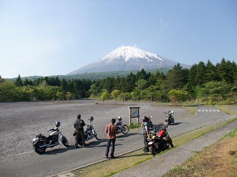 2009_0520富士山ツー09年0054