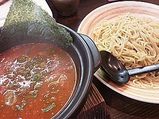 つけ麺★幸運軒トマトつけ麺¥700