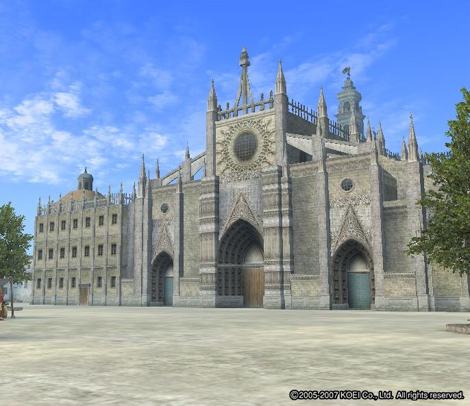 セビ大聖堂