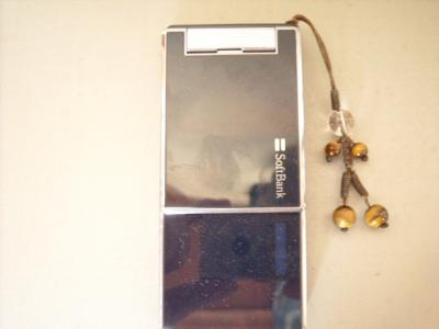 003_オイラ(コテチ)携帯&ストラップ