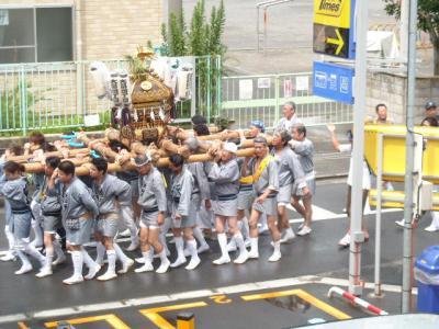 祭り・お神輿②