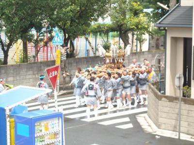 祭り・お神輿①