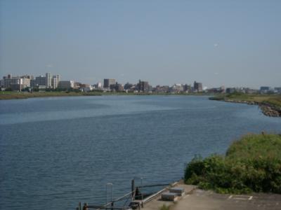 002多摩川河口付近