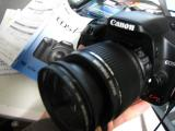 Canon EOS Kiss X2レンズキット
