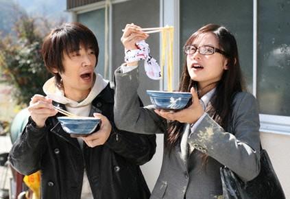 松井香助と宮川恭子