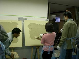 2008.2.23 塗壁会 011