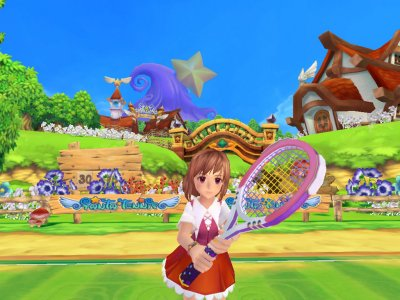 無料オンラインテニスゲーム『ファンタテニス』