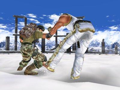 3D本格格闘ゲーム 「覇拳伝」