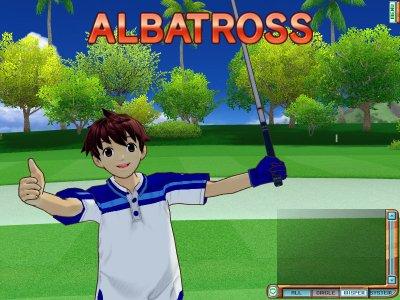 ハンゲームゴルフ