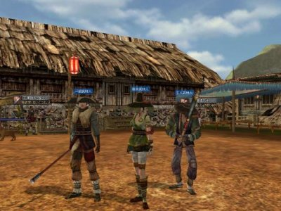 3D MMORPG オンラインゲーム 「九龍争覇」