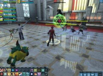 3D MMORPG 無料オンラインゲーム『女神転生IMAGINE 』