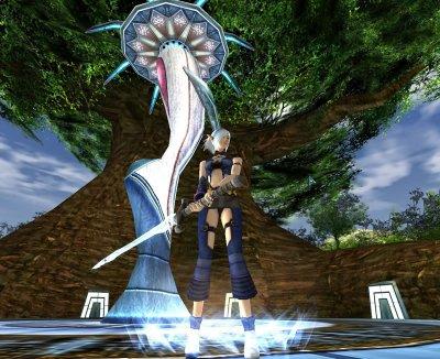 3D MMORPG 無料オンラインゲーム『RF online Z:アールエフオンライン ゼット』