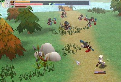 3D MMORPG 無料オンラインゲーム『シールオンライン』