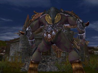 3D MMORPG オンラインゲーム 「シャイヤ」