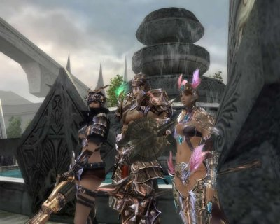 3D MMORPG オンラインゲーム 「ソウル・オブ・ジ・アルティメット・ネイション」