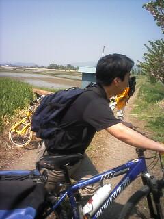 サイクリングつくば