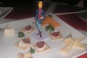 ハモンのチーズ