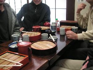 軽井沢そば