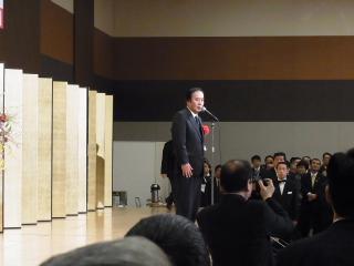 上田知事あいさつ1
