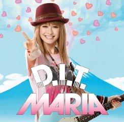マリア 3rd Single -『D.I.T.』