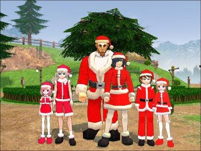日本2007年聖誕風優質新手服