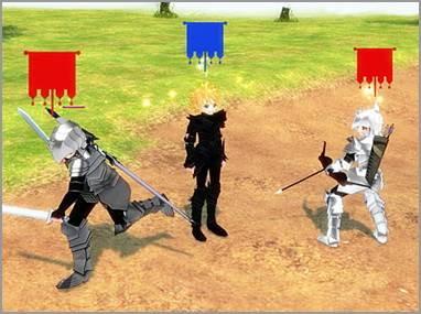 洛奇公會戰A