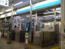 多磨駅 (5)