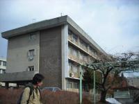 ここから信州大学長野キャンパス
