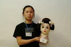 DSCF0066新日本髪優勝
