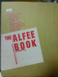 ALFEE BOOK