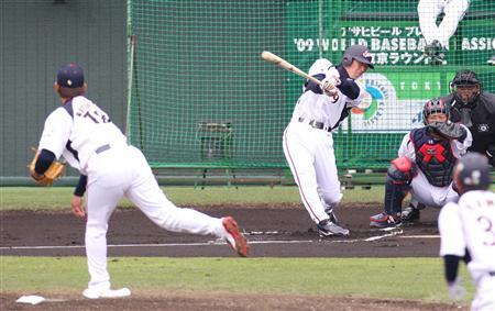 松坂vs小笠原