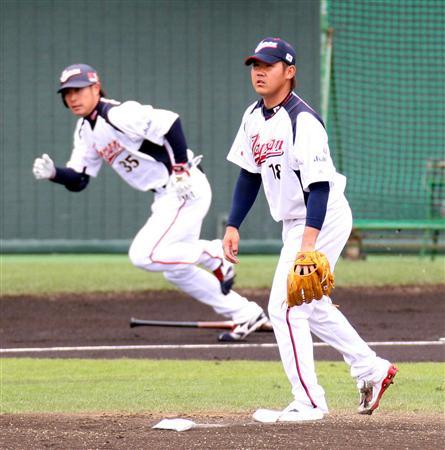 松坂vs亀井