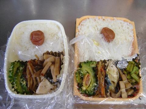 今日のお弁当(2008.11.10)
