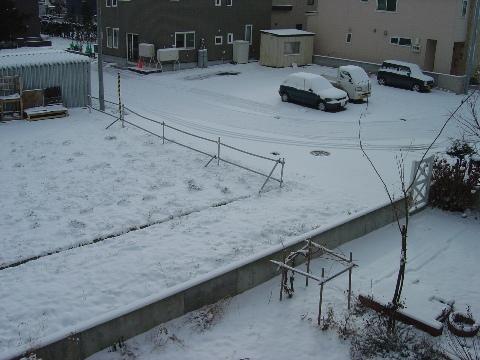 雪景色(2008.12.22)