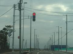 縦信号その1(2009.03.30)