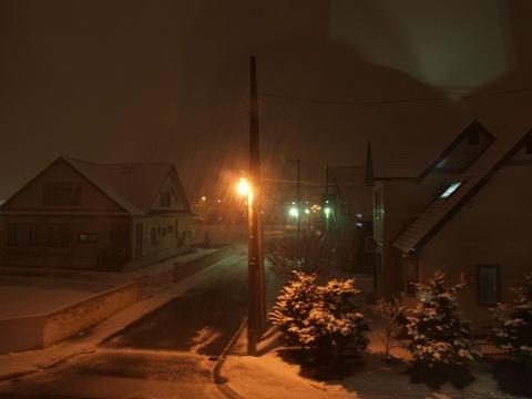 まだ雪?(2009.03.30)