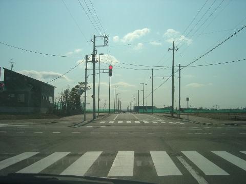 通勤風景4月(2009.04.07)