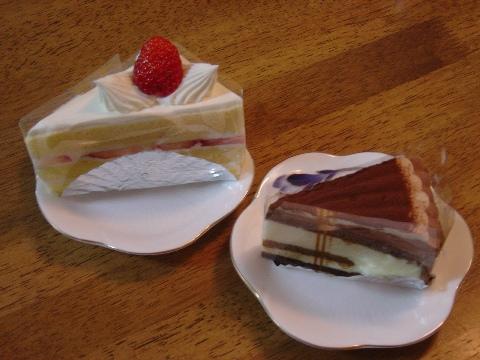 あかねのケーキ(2009.04.12)