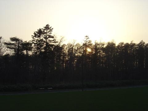 夕陽(2009.05.01)