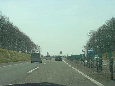 車の多い高速(2009.05.02)