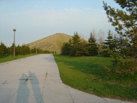 モエレ山(2009.05.03)