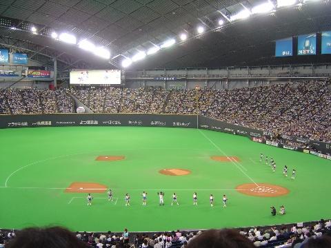札幌ドーム(2009.05.30)