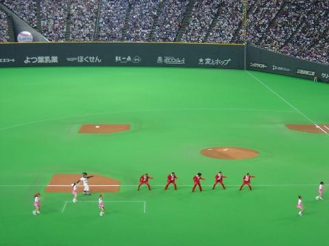 踊るオヤジたち(2009.06.13)