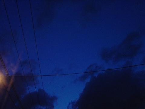 不思議な色(2009.06.23)