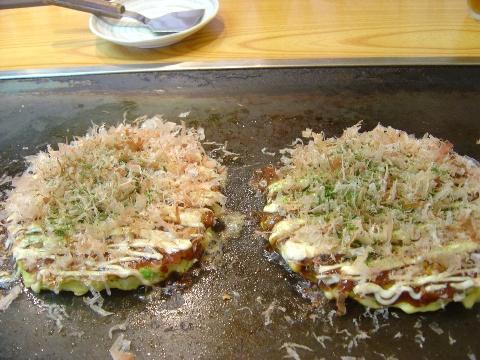 お好み焼き完成品(2009.06.29)