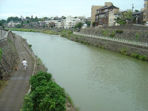 犀川(2009.08.09)