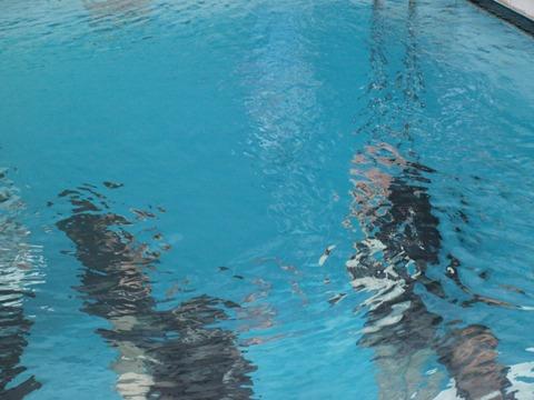レアンドロのプール、上から02(2009.08.11)