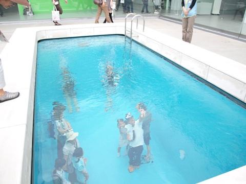レアンドロのプール、上から03(2009.08.11)