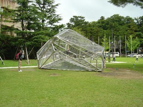 ジャングルジム(2009.08.11)