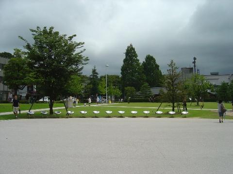 かわいい椅子♪(2009.08.11)
